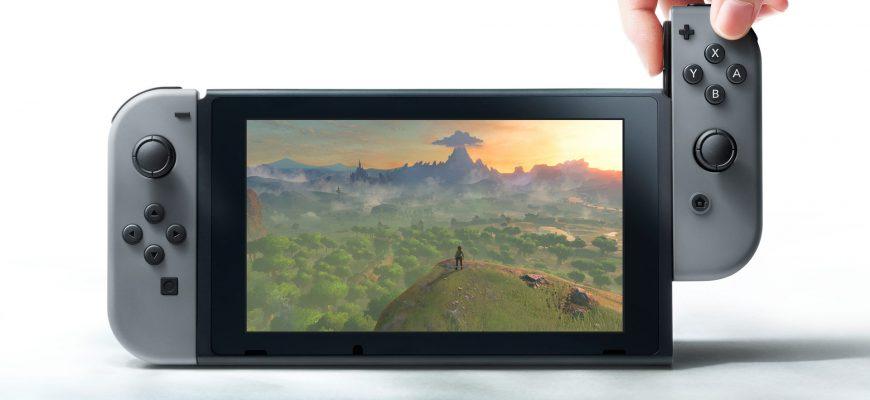 Switch-gamepad