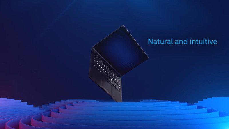سرفیس بوک مرموز در ویدیوی رونمایی پردازنده جدید اینتل