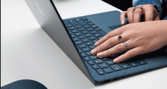 سرفیس لپ تاپ - مای سرفیس - مایکروسافت