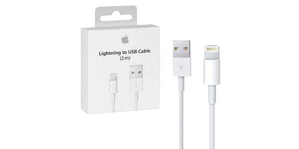 کابل اپل USB به لایتنینگ-2 متری