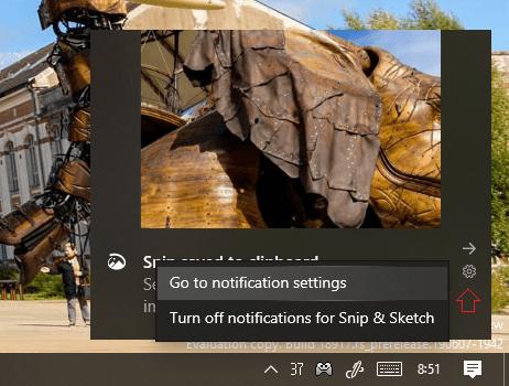 دسترسی به نوتیفیکیشنهای ویندوز 10 برای کاربران آسانتر میشود