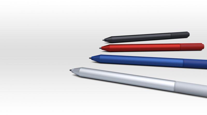 سرفیس پن جای خود را به قلمهای استایلوس دیجیتالی استاندارد میدهد