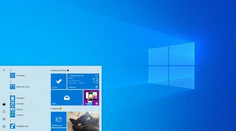 اولین نسخه آزمایشی آپدیت 20H1 ویندوز 10 برای کاربران اینسایدر عرضه شد