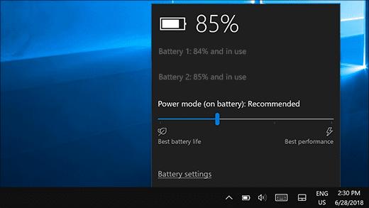 نگهداری بهینه باتری سرفیس | چگونه از باتری سرفیس محافظت کنیم؟