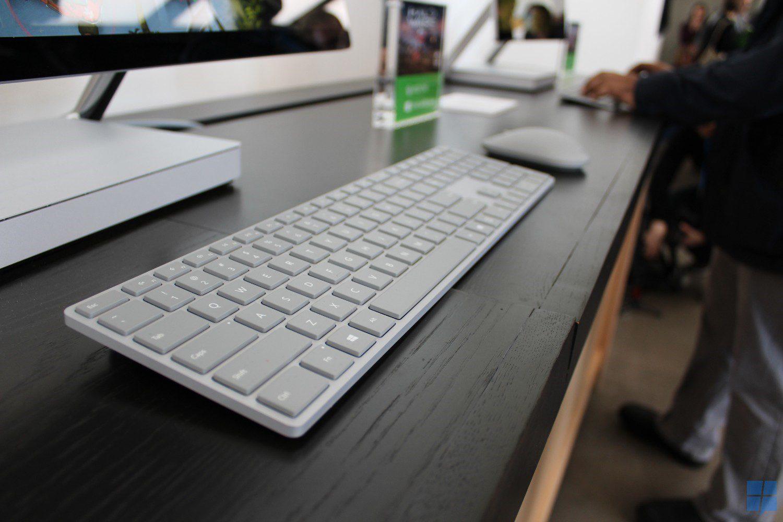 مایکروسافت احتمالاً نسل جدید ماوس و کیبورد سرفیس را امسال رونمایی میکند