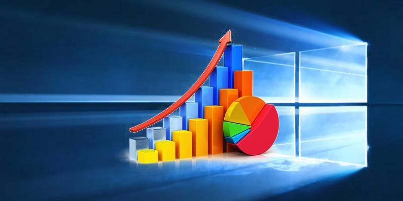 تعداد کاربران ویندوز 10 در حال افزایش است