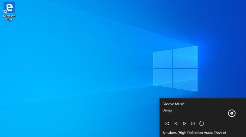 سیستم عامل سرفیس نئو نشانگر حجم صدا در ویندوز 10 در آپدیتهای آینده تغییر میکند - مشکل صدای ویندوز 10