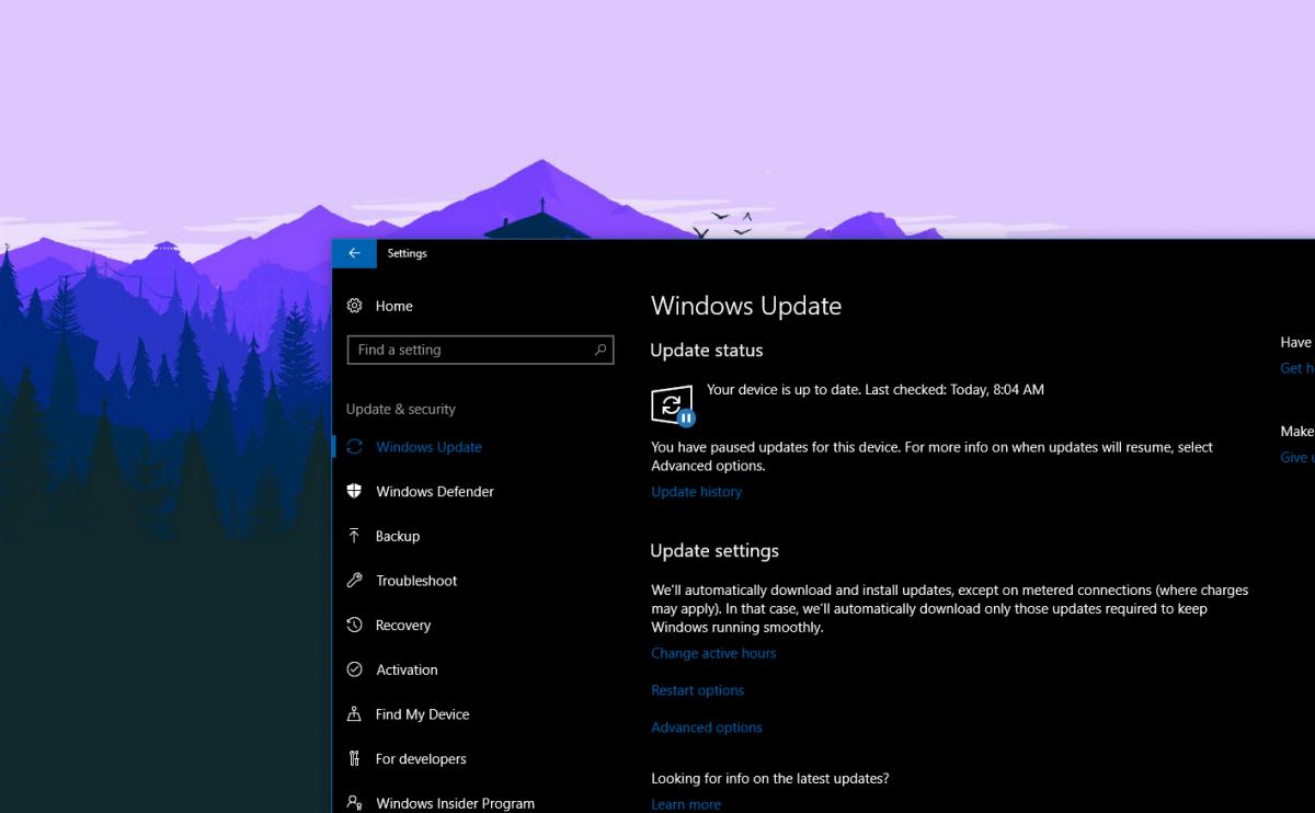 هشدار: آپدیت 20H2 نسخه KB4541335 باعث بلو اسکرین ویندوز 10 میشود