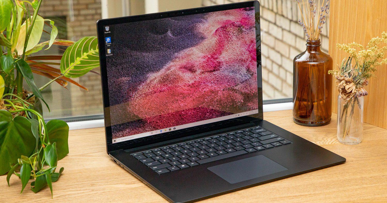 مایکروسافت تولید سرفیس AMD را سرفیس لپ تاپ 4 سرفیس لپ تاپ 4 بررسی میکند
