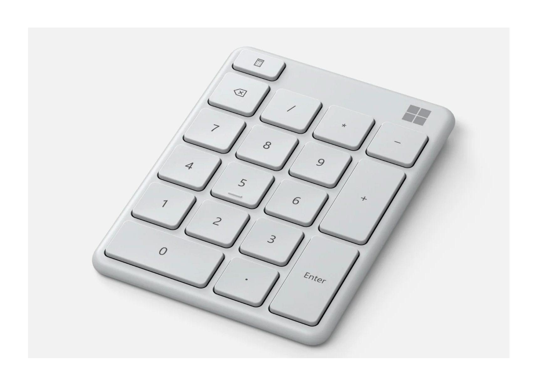 مایکروسافت نامبر پد - Microsoft Number Pad