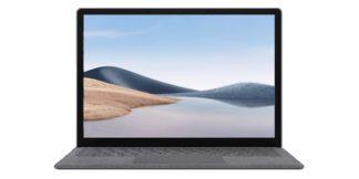 سرفیس لپ تاپ 4 13,5 اینچ AMD Ryzen5 / 8GB / 256GB SSD