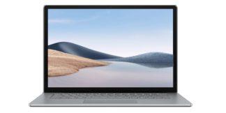 سرفیس لپ تاپ 4 15 اینچ AMD Ryzen7 / 8GB / 256GB SSD